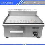 Gauffreuse Gpl-818 de gaz de gueulard de matériel de restauration contre-