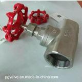 Нормальный вентиль гаечной резьбы высокого качества Ss316 200wog