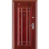 クラスの優れた6パネルによって発動を促される白い鋼鉄Prehungの内部ドア