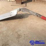 El inclinar lateral galvanizado promocional del acoplado para uso general