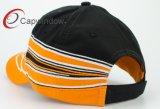 涼しい競争の野球帽の綿が付いているアップリケ刺繍