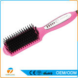 Электрические волосы гребня вводя щетки раскручивателя волос инструмента гребень в моду волос керамической электрический