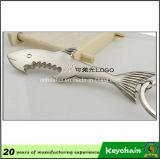 De scherpe Flesopener Keychain van de Vorm