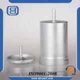 Boîtier en aluminium de filtre à huile de véhicule