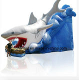 Fabrik Direct Inflatable Slide Shark Big Slide für Water Games