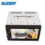 Suoer 2 LÄRM Auto-DVD-Spieler mit Bluetooth Universalauto-DVD-Spieler (MP-362)