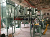 De fabriek verkoopt Ultra-Fine Molen van de Rol van het Poeder van de Polyester  met Ce Certificate