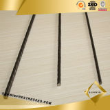 Fio espiral Prestressed do PC do concreto 4mm