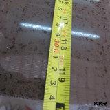 Cut-to-Size искусственний мраморный камень кварца плиток пола