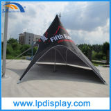 Outdoor Customs Printing Single Top Star Shade Star Tent