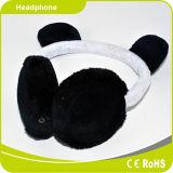 La subsistance stéréo de peluche chaude protègent l'oreille dans l'écouteur confortable de l'hiver