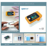 CER genehmigte Fühler-/Fühler-Monitor-Handfingerspitze des LCD-Bildschirmanzeige-mini bewegliche Klipp-SpO2/Finger-Impuls-Oximeter für Hersteller