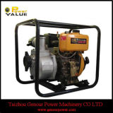 높은 Quality Diesel Engine 9HP 4inch Diesel Water Pump (ZH40DP)