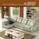 Spitzenkorn-Leder-Speicher-Sofa (623#)