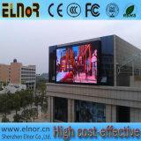 Tablilla de anuncios al aire libre de LED P20 precio grande de la cartelera del buen