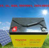 Almacenaje solar de la batería solar de la batería de la ISO 12V del SGS de la UL del Ce