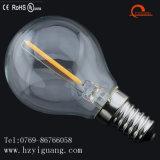 Bulbo da economia de energia do bulbo do filamento do diodo emissor de luz do globo