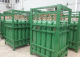 Bombola per gas liquida dell'acciaio senza giunte dell'argon dell'ossigeno dell'azoto del CO2 di alta qualità