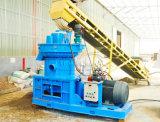 La biomasa que el anillo vertical muere el molino de la pelotilla de China fabrica