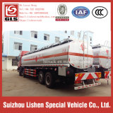 Sale를 위한 Auman 8*4 Fuel Tanker Truck Diesel Power 270HP Oil Tank Truck