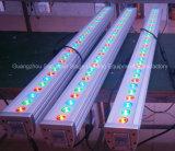 24 Wand-Wäsche-Licht-heißer Verkauf Stücke RGB-LED! Sy-6024A