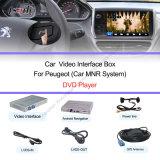 Android система навигации с видео- входными сигналами для 2014 Peugeot-2008/208/508/408