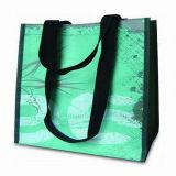 Achats réutilisables d'Eco annonçant le sac de transporteur (LJ-183)