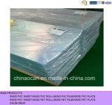 Stampare in offset lo strato rigido del PVC