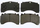 para a placa de suportação Wva29246 da almofada de freio de Mercedes-Benz