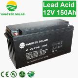 La valvola di prezzi competitivi 12V 150ah ha regolato la batteria al piombo