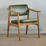 muebles de madera del restaurante de la manera fijados con diversa silla y la mesa redonda (SP-CT705) del estilo