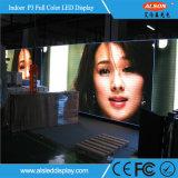 Visualizzazione di LED dell'interno di colore completo di riduzione dei costi P3 RGB con il prezzo di fabbrica