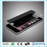 Beschermer van het Scherm van het Glas van de anti-spion de Piepende Privacy Aangemaakte voor iPhone