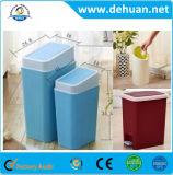 O agregado familiar por atacado do aço inoxidável recicl o escaninho de lixo do lixo do escaninho de lixo