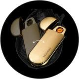 Großhandels-USB-weibliches Auto-Zigaretten-Uhr-Feuerzeug