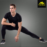 Vestiti stretti di usura di forma fisica degli uomini per tutti gli sport