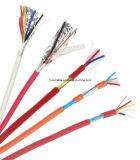 Защищаемый кабель сигнала тревоги сердечников Multicores 2 с огнезамедлительным PVC