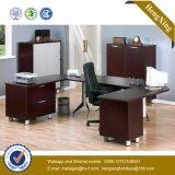 Meubles de bureau en bois élégants de bureau de mode (HX-FCD070)
