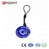 Mini MIFARE RFID NFC Fob para media sociais