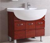 Qualitäts-Eichen-Badezimmer-Eitelkeits-Schrank