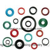 공장 공급 각종 색깔 물자를 가진 고무 O 반지 또는 물개 장비