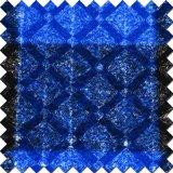 Tessuto di lana 100% del poliestere lucido per la mano protettiva delle donne