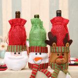 Украшение партии экстраклассов бутылки шлема Санта рождества деталей новизны