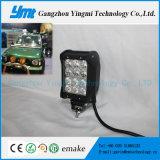 Iluminação de carro de 4 polegadas 36W CREE Luz de trabalho LED para Jeep