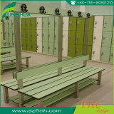 4 Tiers Single Door Parque acuático Safe Deposit Cerradura electrónica Locker