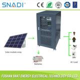 8kw/10kw/15kw/20kw fuori dall'invertitore ibrido di potere del comitato solare di griglia 220VAC/230VAC