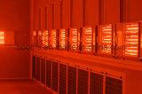 적외선 태양등을%s 가진 전기 페인트 부스를 주문 설계하십시오