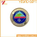 주문 금속 기념 동전 또는 군 금속 동전