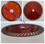 De droge CirkelBladen van de Zaag van de Diamant voor het Knipsel van de Ceramiektegel