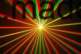 лазерный луч одушевленност полного цвета 2.4W RGB